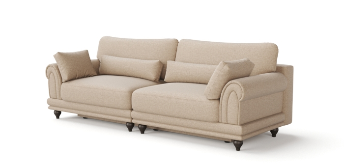 Straight sofa GOLDI -1