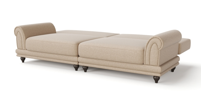 Straight sofa GOLDI -3