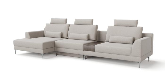 Угловой диван «ОСТИН» -1