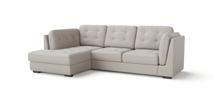 Straight sofa  Ashley -1