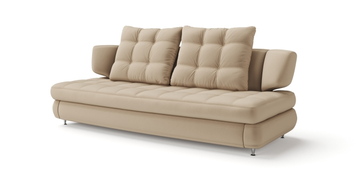 Straight sofa  NICOLE -1