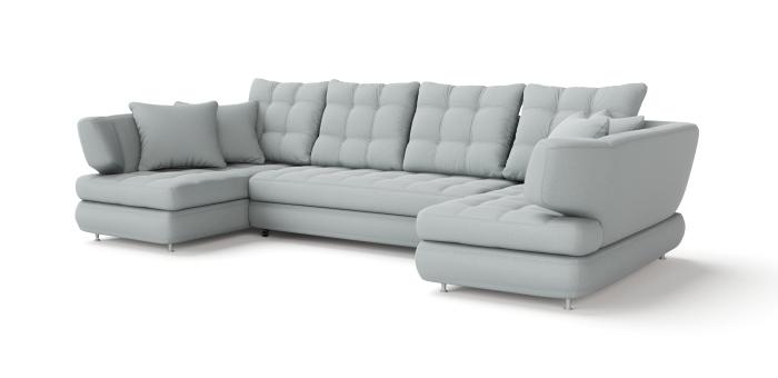Modular sofa Nicole U-shaped -1