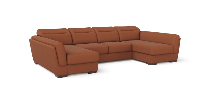 Modular sofa Sofia U-shaped -1