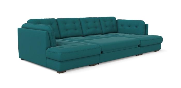 Модульный диван ЕШЛИ П - образный -3
