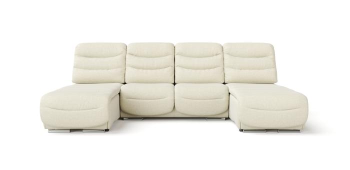 Модульный диван ОДРИ П - образный